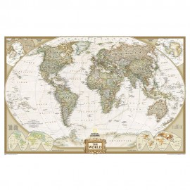 World Map Decoration Singapore