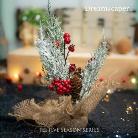Mini Christmas Tree Table Decoration