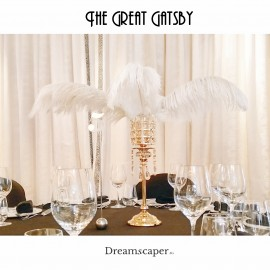 Great Gatsby Decoration Rental Singapore