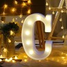 Rent: Alphabet Marquee Light Letter C
