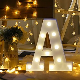 Marquee LED Light Letter A