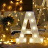 Rent: Alphabet Marquee Light Letter A