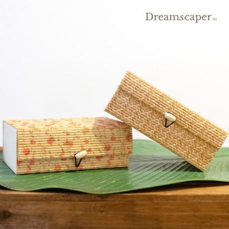 Oriental Trinket Boxes (set of 2)