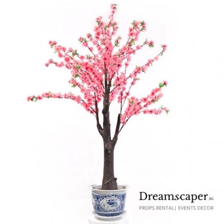 Artificial cherry blossom tree for rent singapore