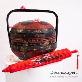 Traditional chinese wedding umbrella rental