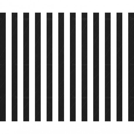 Black & White Strips Background