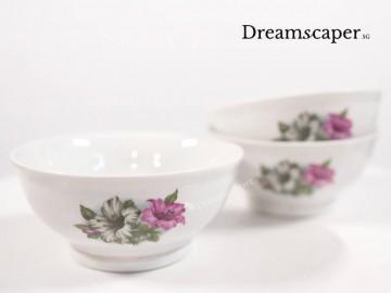 singapore kopitiam traditional rice bowls chinese decor