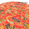 Rent: Small Peranakan Style Batik Cloth (Red)