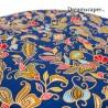 Rent: Large Peranakan Style Batik Cloth (Blue)