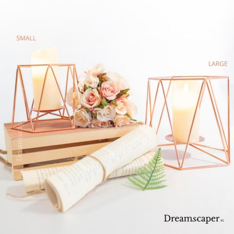 candle holder set for wedding decor rental