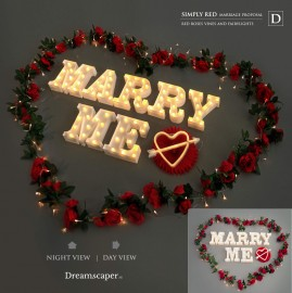 Singapore Marriage Proposal Package