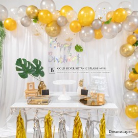 Singapore Birthday Party Decoration Package