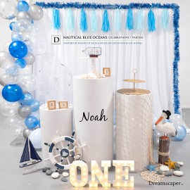 Nautical Marine Theme Birthday