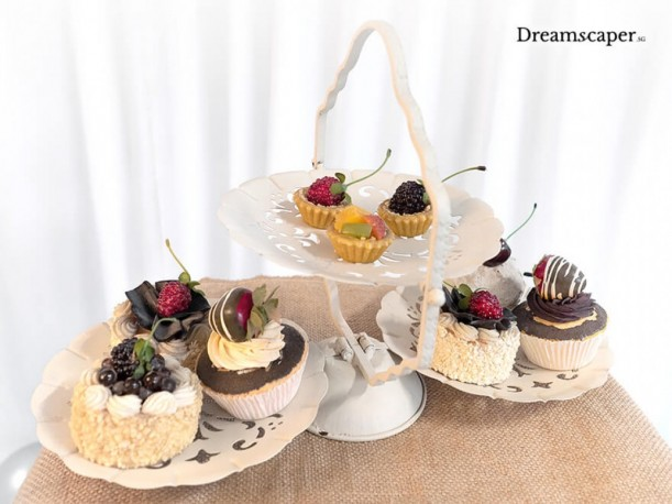Singapore Dessert Table Decoration