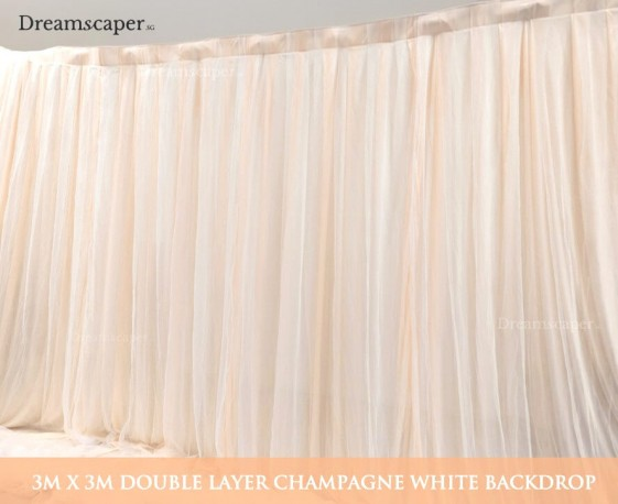 Beautiful Backdrop Rental for Weddings and ROM Ceremony Singapore