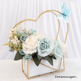 Elegant Props for Garden Theme Wedding Singapore