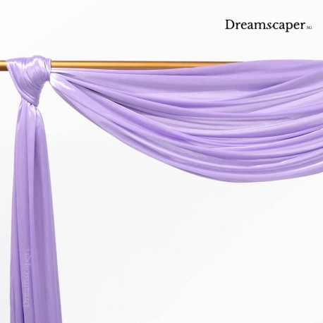 Purple Themed Wedding Props Singapore