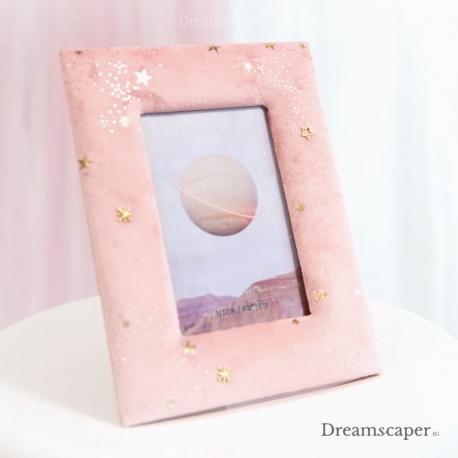 Elegant Pink Photo Frame Singapore