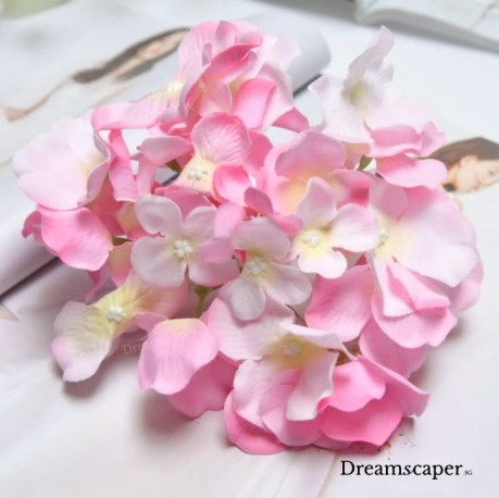 Pink Artificial Flowers Singapore