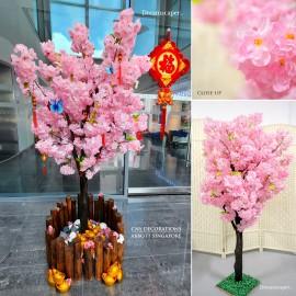 Artificial Sakura Tree Singapore