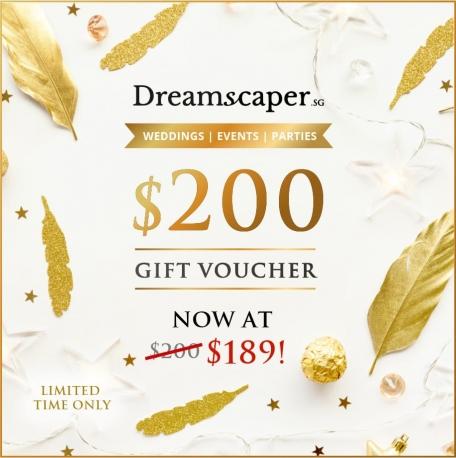 Dreamscaper Voucher Gift Card