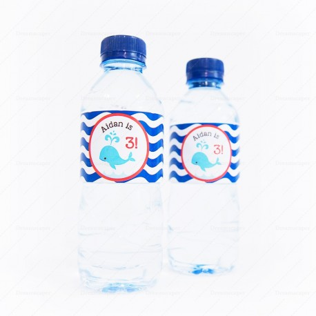 Nautical Bottle Wrapper