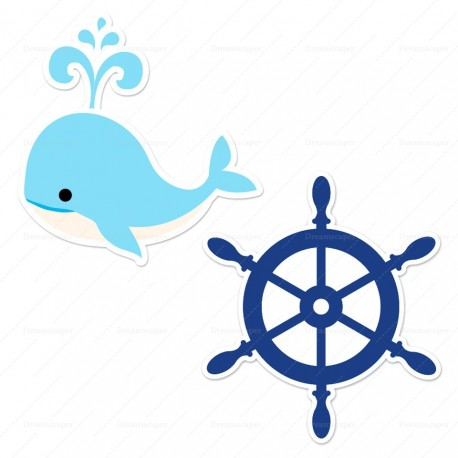 Nautical Party Cartoons