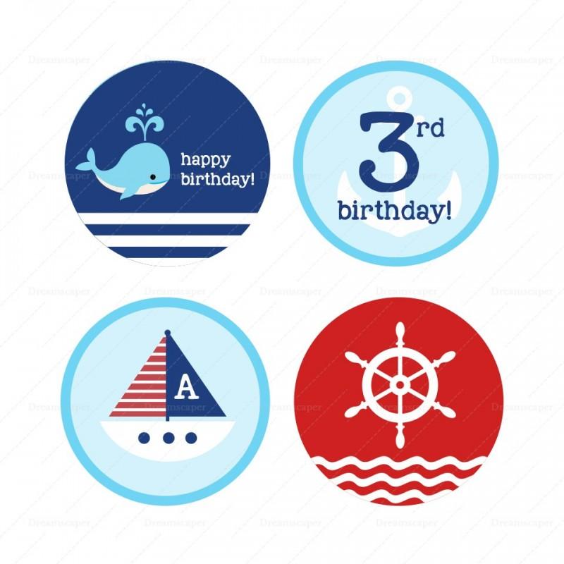 Customise stickers