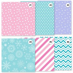 Pattern Paper Cardstock
