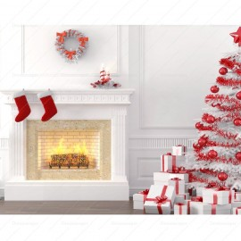 Rent: White Christmas Background