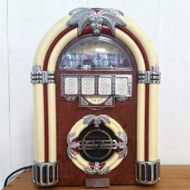 Vintage Jukebox Prop