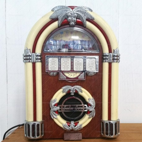 Vintage Jukebox Prop