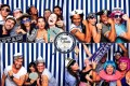 Nautical Photo Booth Backdrop