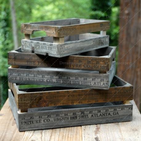 Rent Wooden Crates