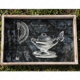 Rent: Wooden Serving Tray