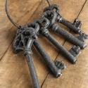 Rent: Vintage Antique Keys