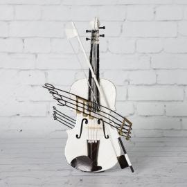 Rent Props White Violin