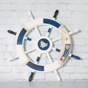 Rent: Nautical Steering Wheel