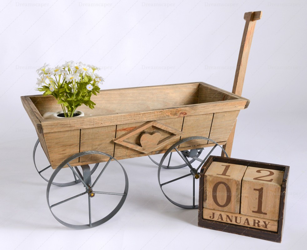 Rent wooden wheel cart dreamscaper home party wedding decor rent prop old wooden cart junglespirit Image collections