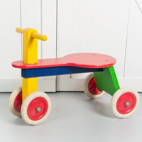 Children Toy Wooden Bike