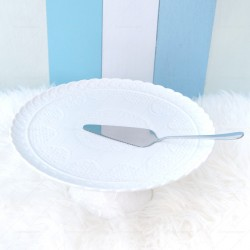 Rent: Cake Stand w/ Cake Serving Knife