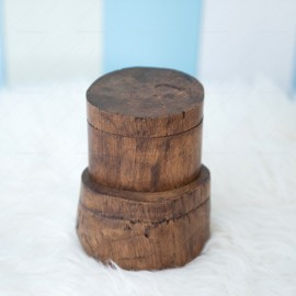 Wooden Log Prop