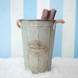 Vintage Metal Can