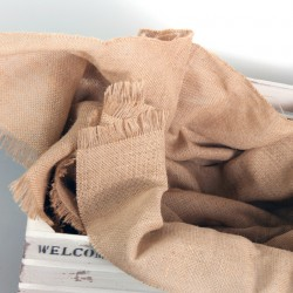 Rustic Burlap Cloth