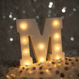 Rent: Mr & Mrs Marquee Light