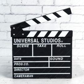 Director Movie Clapper