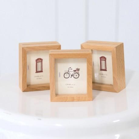 Rent: Mini Wooden Photo Frames (Set of 3) - DREAMSCAPER - Home ...