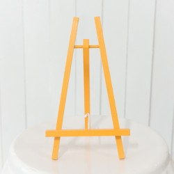 Wooden Table Easel (Yellow)
