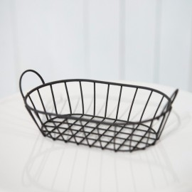 Small Iron Wrought Basket