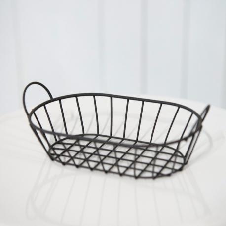Small Iron Wrought Basket